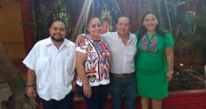 Presentan programa de actividades para fiestas guadalupanas