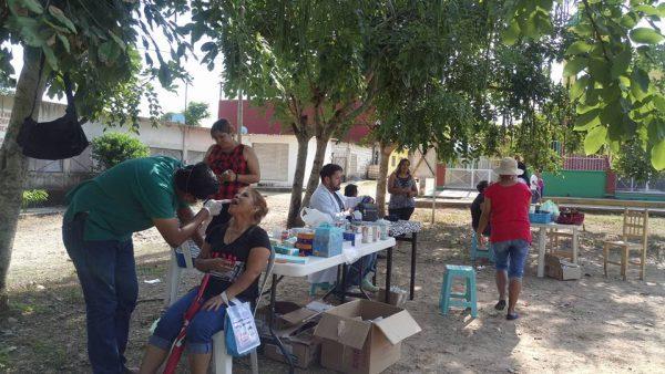 Caravana de salud de Irineo Molina: Compromiso con los Oaxaqueños