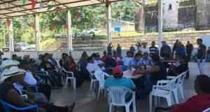 Por tratar de cancelar obra, retienen a residentes de CAO en San Pedro Ozumacin
