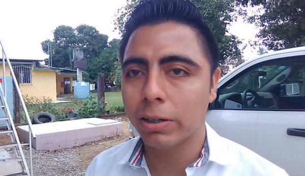 Exigen alumnos del ITTUX liberación de compañero retenido en San Pedro Uzumacín