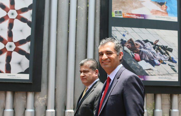 """Cosa juzgada"", los 84 spots en Facebook de Riquelme, alega Ochoa Reza ante el TEPJF"