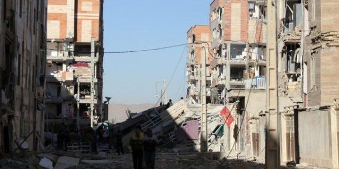 Terremoto en frontera entre Irak e Irán; ya cuentan 455 muertos