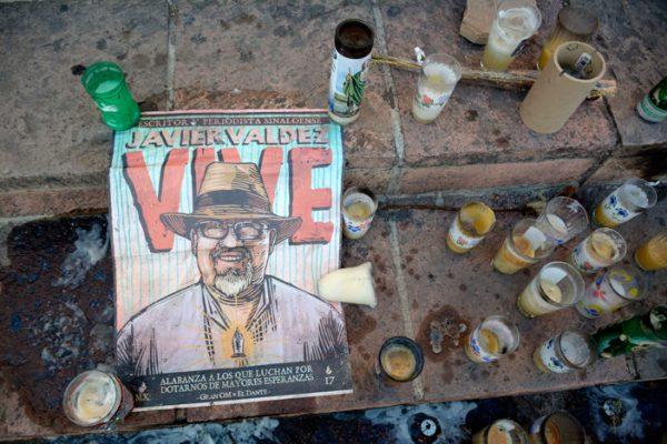 A medio año de su ejecución, exigen justicia para el periodista sinaloense Javier Valdez