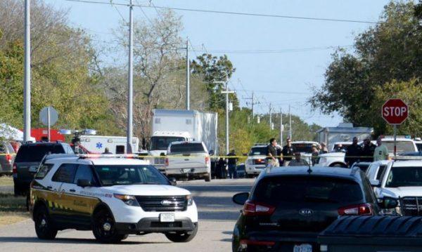 Confirman 26 personas muertas en ataque a iglesia de Texas