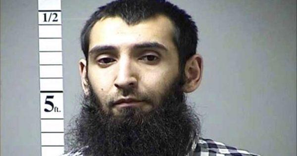 """""""Estoy orgulloso y no me arrepiento de nada"""": Saipov terrorista de NY"""