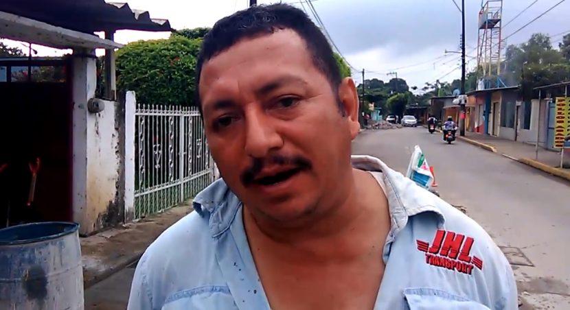 Programa MEJORA es operado por gente de FHUCUP denuncia el Agente de San Bartolo