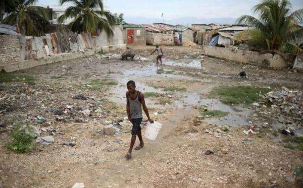 Fuertes lluvias dejan al menos cinco muertos y más de 10 mil viviendas inundadas en Haití
