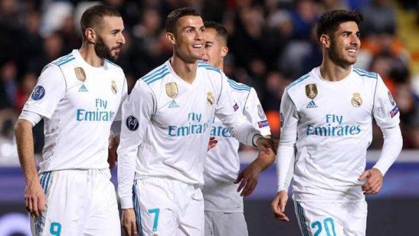 Real Madrid despedaza al Apoel y clasifica a Octavos