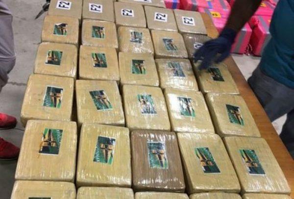 Caen 3 mexicanos con 785 kilos de cocaína en Costa Rica