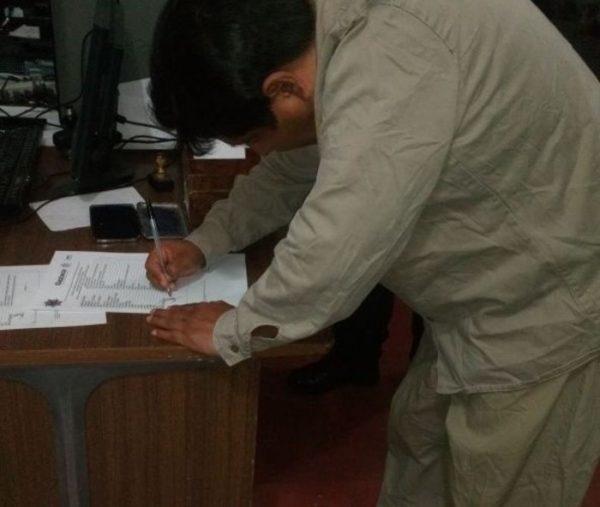 Secretario de Finanzas de la CTM fue recluido en Ixcotel: Fiscal