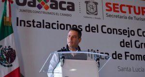 Van reformas para castigar bloqueos en Oaxaca: Alejandro Murat