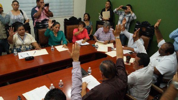 Regidores de Tuxtepec son unos borregos: CANACO