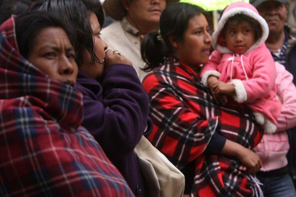 Frente Frío número 9 afectará Oaxaca: CEPCO