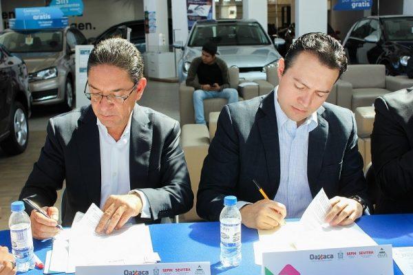 Agencias automotrices contarán con módulos de emplacamiento