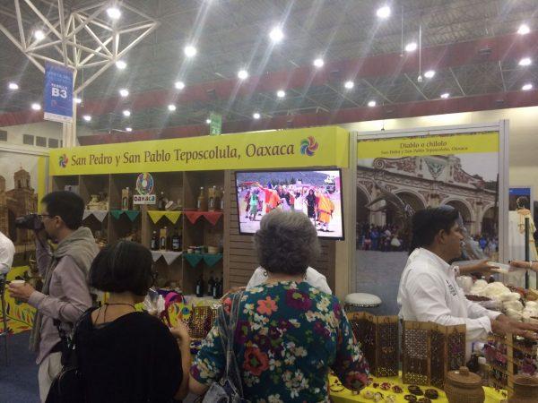 Posiciona Oaxaca a sus Pueblos Mágicos en Feria Nacional