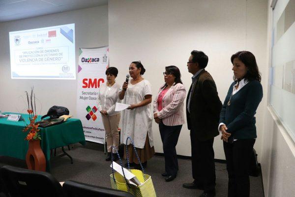 Coordinan acciones SMO y Fiscalía para erradicar violencia de género