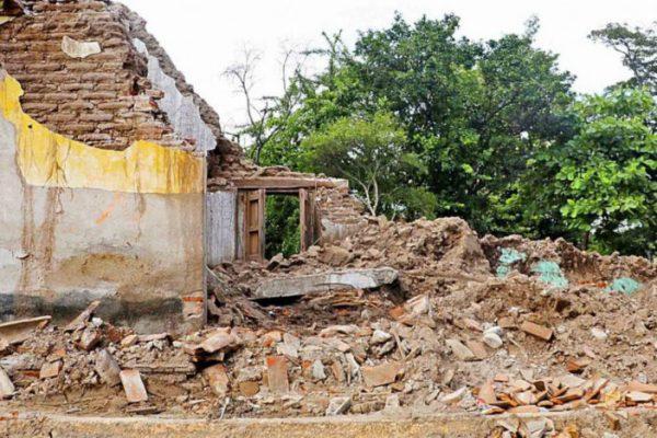 """""""Plomo o levantón"""", las amenazas a damnificados por el sismo en Oaxaca"""