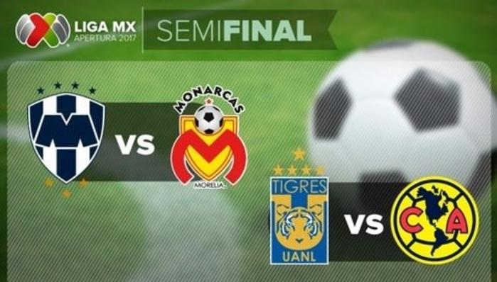 Listos, los horarios de las semifinales