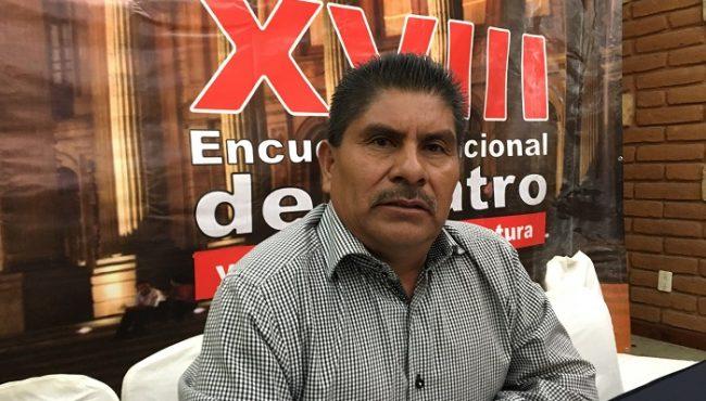 Antorcha Campesina se movilizará el 22 de noviembre
