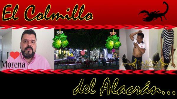 EL COLMILLO DEL ALACRÁN