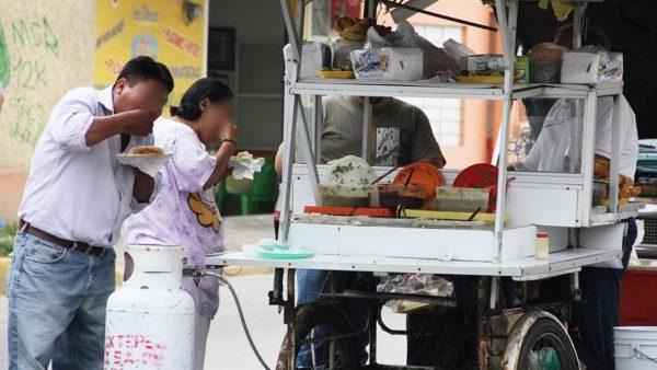 Solo 20% de ambulantes, cumplen requisitos de salud en Tuxtepec