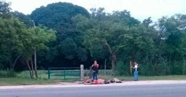 Al menos 12 ejecutados en Oaxaca, entre ellos un niño de dos años