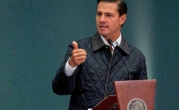 """Hay sectores que hacen """"bullying"""" a instituciones de seguridad: Peña Nieto"""