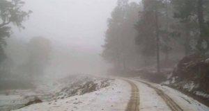 Provocará frente frío lluvias y bajas temperaturas en Oaxaca
