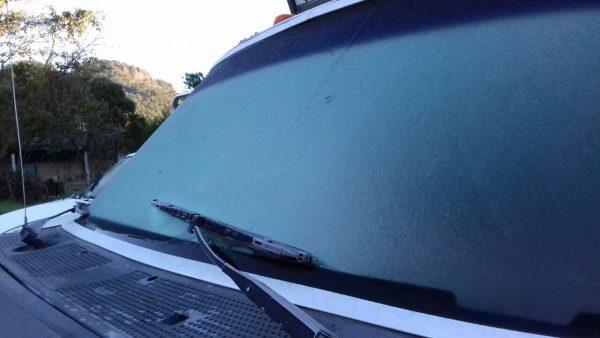 Temperaturas de -4 grados en Tlaxiaco