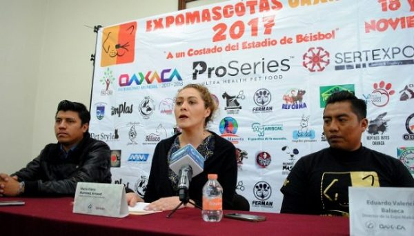 """Anuncian """"Expo-Mascotas 2017"""" en la capital"""