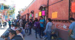 Toma S.22 dependencias y oficinas alternas del Ayuntamiento de Huajuapan