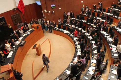 Senado aprueba en lo general la revocación de mandato