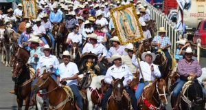 Realizará Silvino Reyes última cabalgata Guadalupana tras 10 años de promesa