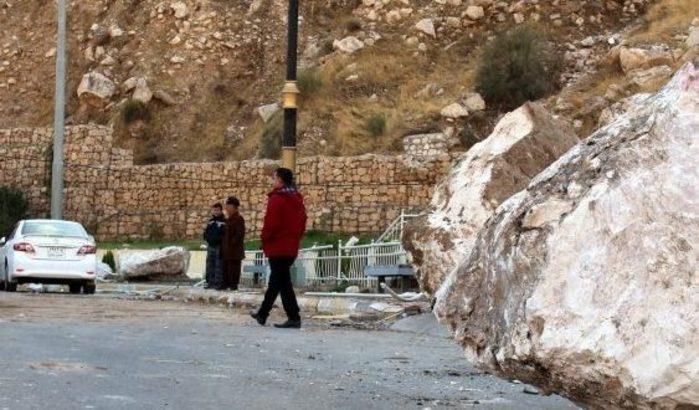 Más de 500 muertos y 7.000 heridos cuenta ya el terremoto en la frontera entre Irán e Irak