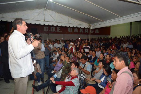 Irresponsable que algunos actores políticos se sientan seguros de candidatura: CDE PRI