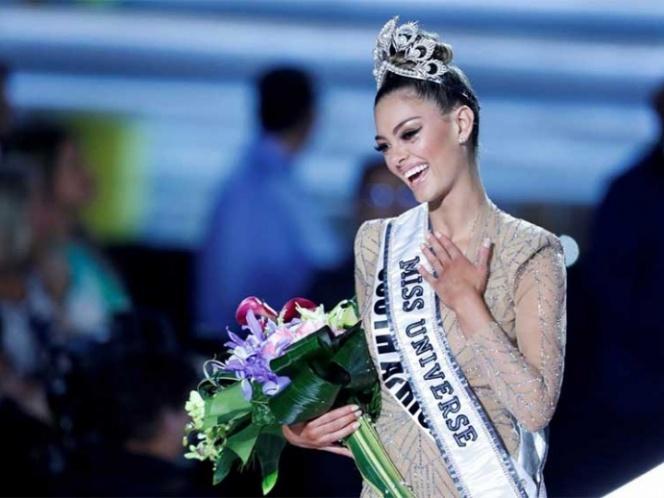 Y ahora con ustedes…. Miss Universo sin maquillaje