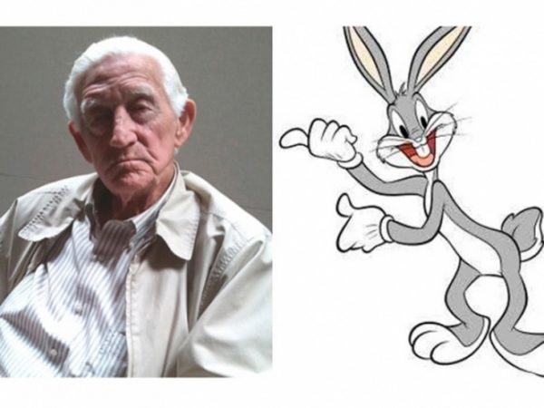 Fallece Bob Gievens, diseñador oficial de 'Bugs Bunny'