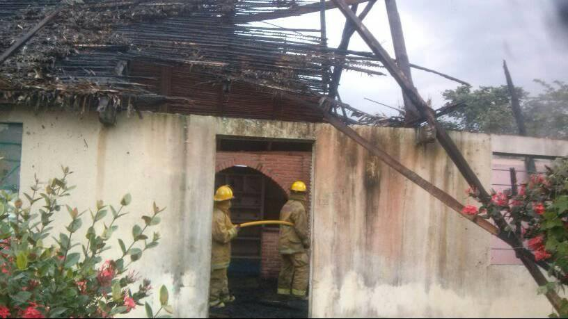 Bomberos reportan cinco incendios en lo que va de diciembre
