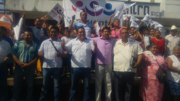 Pide Dirigente del PES en Tuxtepec cabeza del líder estatal
