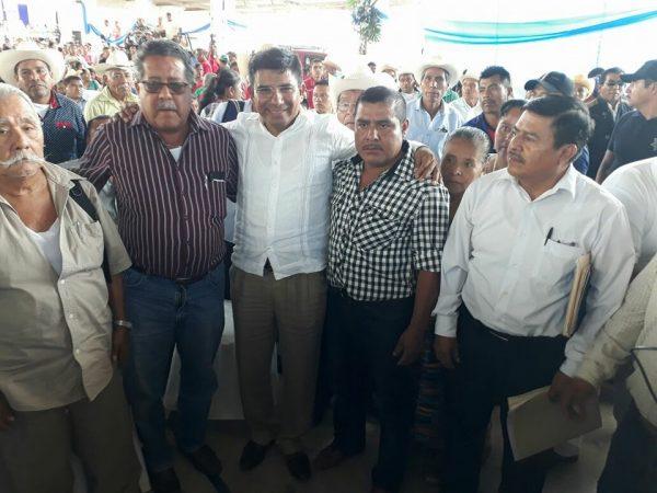 A pesar de conflictos en Ojitlán, asegura Edil esperar los tiempos para reelección
