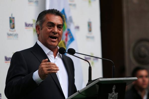 """""""El Bronco"""" solicita licencia para dejar cargo como gobernador de NL"""