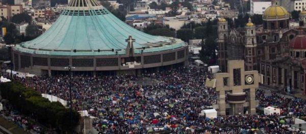 Se esperan ocho millones de peregrinos en la Basílica de Guadalupe