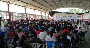 SEDESOL y Gobierno de Oaxaca trabajan juntos por la comunidad de Benemérito Juárez: Gabriel Cué