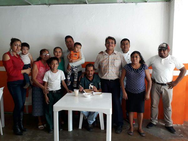 Comedor Casa de Pan y CBTis  acuerdan programa para alimentar a alumnos de bajos recursos