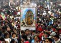 Festejo de la Virgen de Guadalupe termina en balazos
