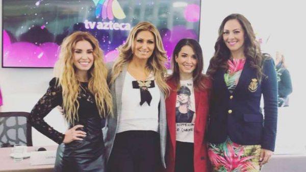 Laura G llega a TV Azteca