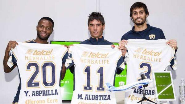 Pumas presenta a sus refuerzos para el Clausura 2018