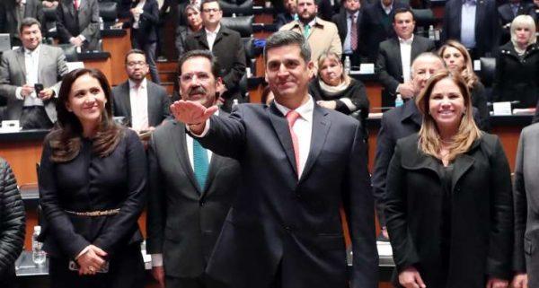 Con voto secreto, el Senado elige al nuevo titular de la Fepade