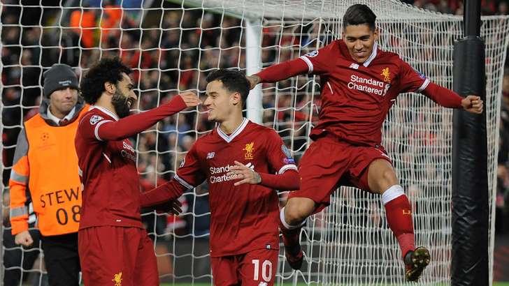 Última fecha de la fase de grupos — Champions League