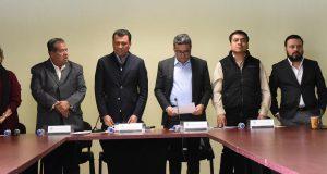 Instala 63 Legislatura Comisión Especial de Seguimiento a la Reconstrucción